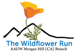 Wildflower Run Sticky Logo