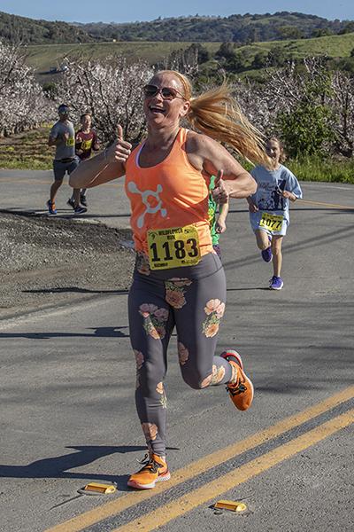 Wildflower Run Raising Money For Scholarships For Women